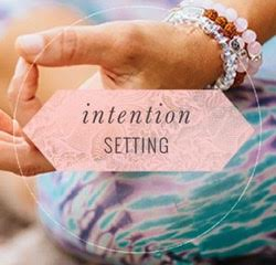 intention-setting